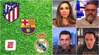 Barcelona, Real Madrid y Atlético de Madrid. ¡Se pone buena la PELEA en La Liga! | Exclusivos