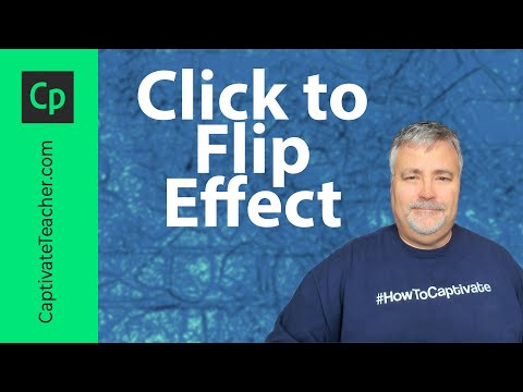Apply Effects in Your Adobe Captivate Advanced Actions