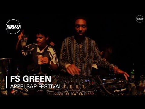 FS Green  | Appelsap Festival x Boiler Room DJ set