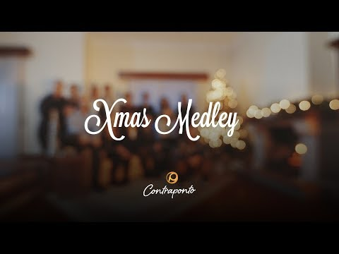 Xmas Medley - Contraponto (a cappella)
