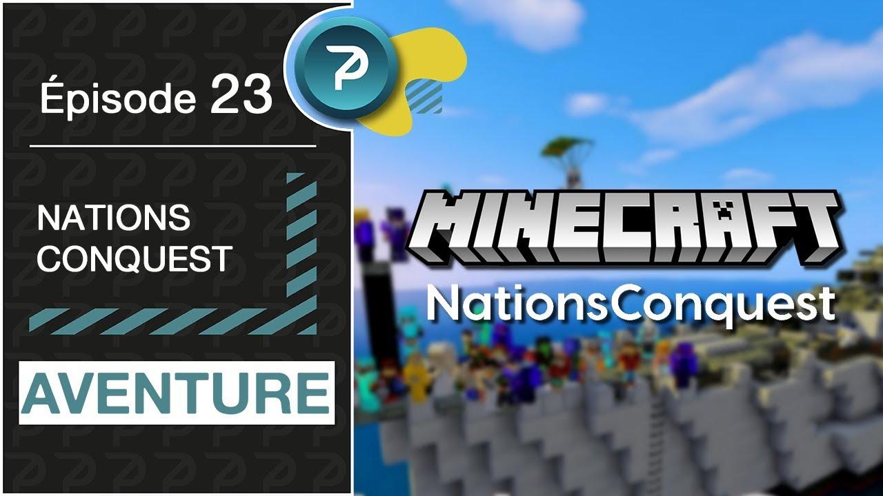 LA BEAU JARDIN !!! Serveur Minecraft Moddé | NationsGlory | Saison 2 ...