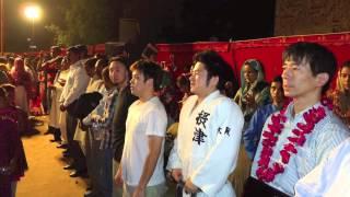 日本フォースクエア福音教団 2014海外宣教献金日  Japan Foursquare Gospel Church, Overseas Missions Offering Day 2014