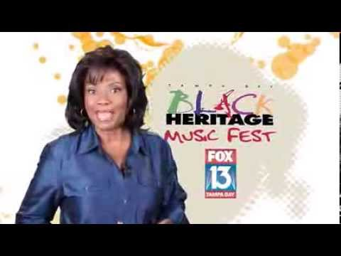 Tampa Bay Black Heritage Festival 2014 - Fox 13