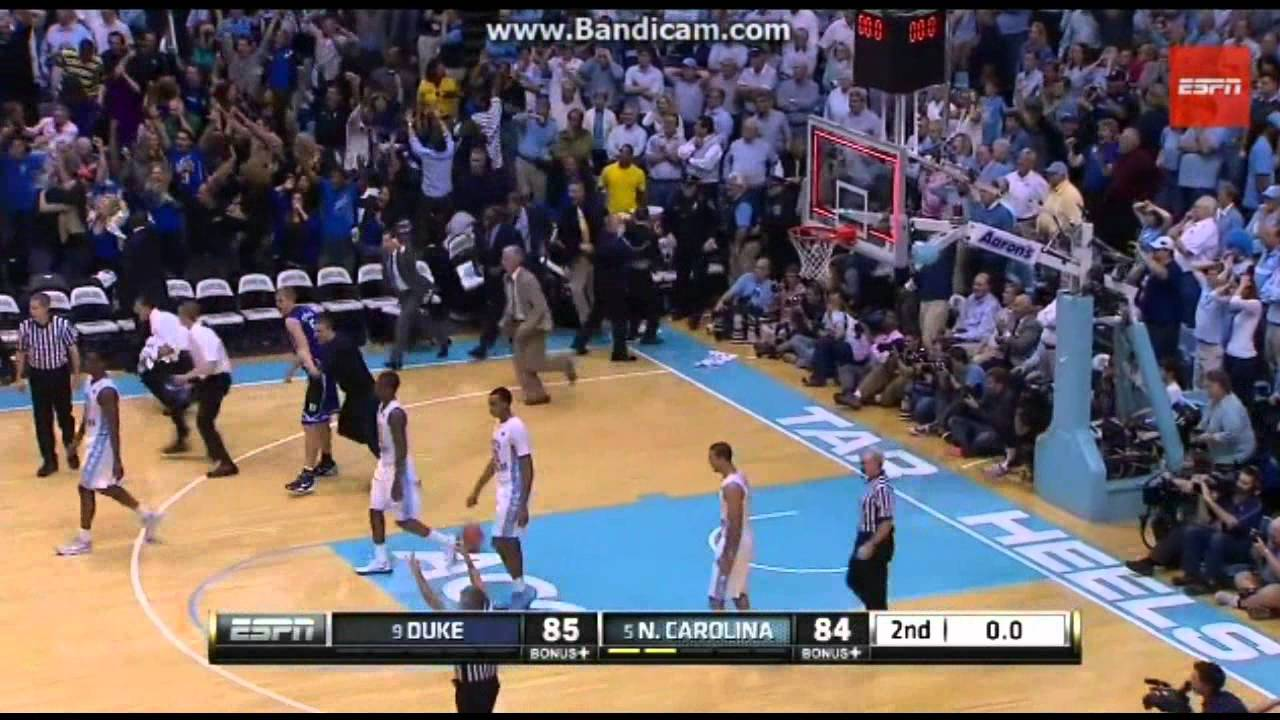 Best College Basketball Buzzer Beaters (Recent History