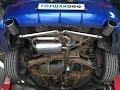 Тюнинг выхлопной системы Lexus LX570