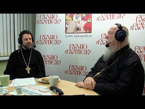 Радио «Радонеж». Протоиерей Димитрий Смирнов. Видеозапись прямого эфира от 2016.10.08
