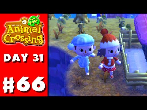 Animal Crossing: New Leaf - Part 66 - Aika Village (Nintendo 3DS Gameplay Walkthrough Day 31)