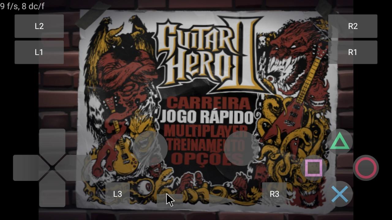 guitar hero ps2 download apk