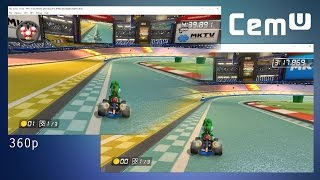 How to Increase FPS in Cemu with Lower Resolution (Cemu Wii U Emulator)