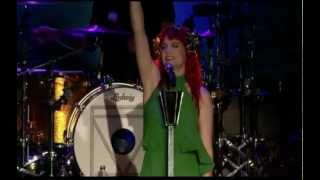 florence the machine take care drake cover live at bestival 2012
