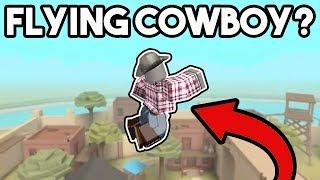 FLIEGENDER COWBOY? | ROBLOX: Wilde Revolver