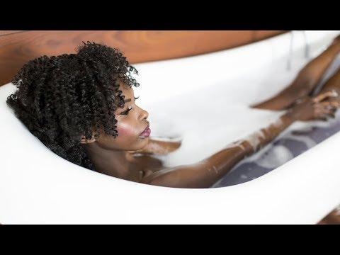 Getting rid of unwanted energy: salt baths