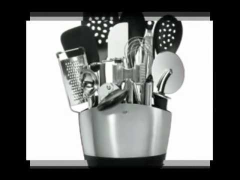 Oxo 1069228 OXO Good Grips 15 Piece Everyday Kitchen Tool Set