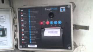 Как снять температурную распечатку Термо Кинг(Данное видео содержит краткую инструкцию, как снять распечатку с принтера на рефрижераторе Thermo King., 2015-01-04T21:47:55.000Z)