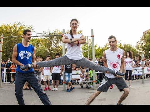 Workout Fest 2016 (Street Workout Armenia)