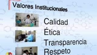 Video institucional producido por los departamentos de Imagen Corpo...