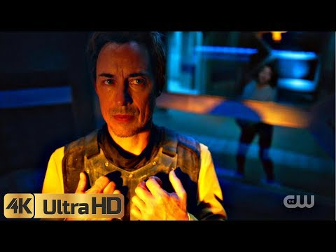 """The Flash 5x10 Ending """"The Flash and The Furious"""" 4K Ultra HD"""