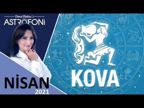 KOVA Burcu Nisan 2021 Astroloji