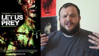 Let Us Prey (2014) movie review horror