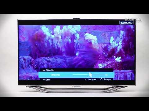видео: Телевизоры samsung серии 8000