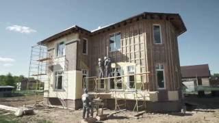 Строительство домов в Москве и области от компании «Экодомострой»
