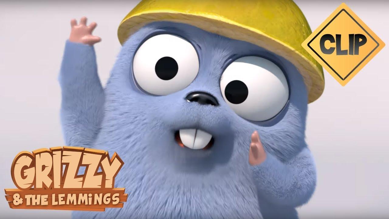Download Grizzy & les Lemmings fêtent leurs 1 000 000 d'abonnés !