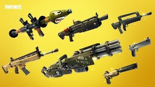 Making Weapons! Giving Away Founders' Revolt 114 Fortnite: Saving the World