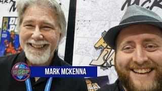 Mark McKenna Interview Garden State Comic Fest 2017 | JayLiebs