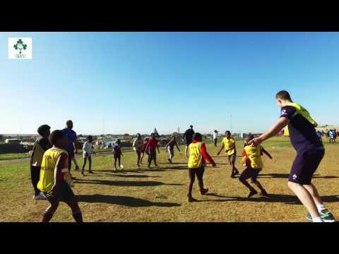 Irish Rugby TV: Donnacha Ryan With Bhubesi Pride