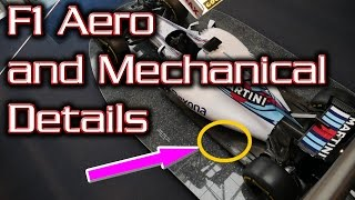 A Few F1 Car Details You May Not Know About...