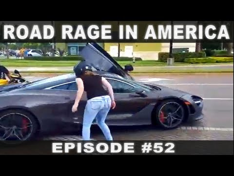 Download Youtube: ROAD RAGE IN AMERICA # 52 / BAD DRIVERS USA, CANADA / NORTH AMERICAN DRIVING FAILS