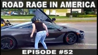 BAD DRIVERS IN AMERICA (USA, CANADA) #52 / NORTH AMERICAN DRIVING FAILS
