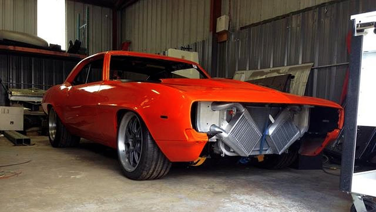 1969 Chevrolet Camaro LSX 427 Pro Touring RestoMod Build
