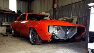 1969 Chevrolet Camaro LSX 427 Pro Touring RestoMod Build Project