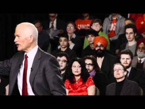 Leadership You Can Trust w/ Jack Layton