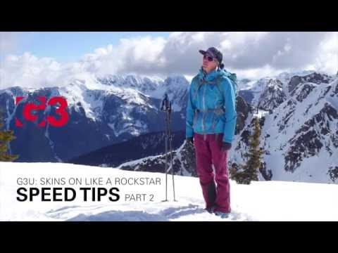 Skin To Ski Mode Quickly - Speed Tips Ep. 2 - #G3U