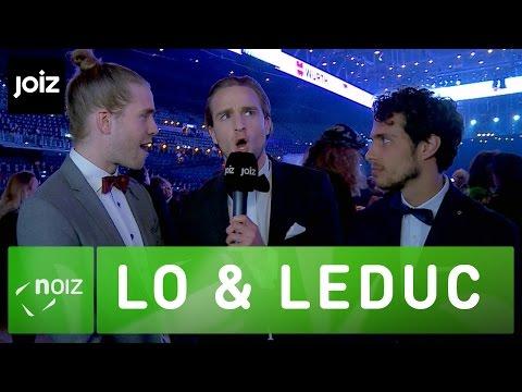 Lo & Leduc stellen sich dumm und lassen Julian auflaufen