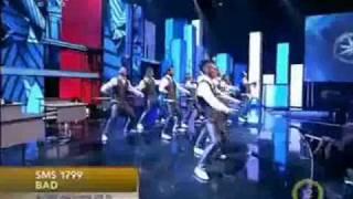 Csillag Születik 2009 : Bad Boyz - Legjobb Pillanatok