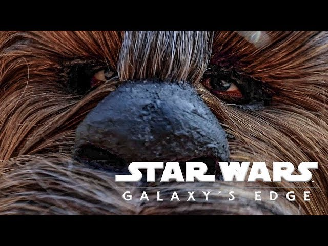 Chewbacca on Batuu  Star Wars: Galaxy's Edge
