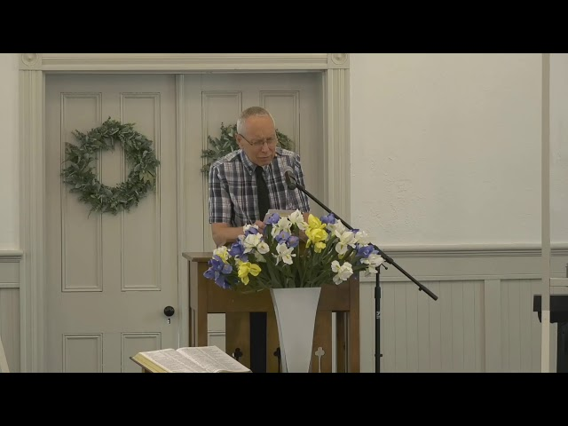 Caledonia Congregational Church Live Stream - June 27 2021