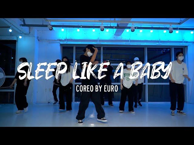 [동탄댄스학원] CHOREOGRAPHY 코레오그래피 | Nate Husser, Jean Deaux, Eva Shaw - Sleep Like A Baby