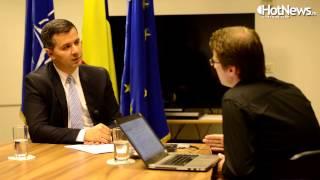 Interviu cu Marius Nica - Ministrul Fondurilor Europene partea I