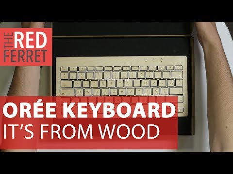 A Wooden Keyboard - Worth it? [REVIEW]