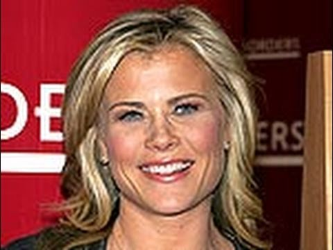 Alison Sweeney Was 'Definitely Nervous' About Her Bikini Shoot | People
