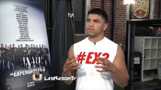 Victor Ortiz - World Champion Boxer Turned Actor