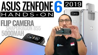 Download Hands-On Preview Asus Zenfone 6 (2019): Kamera Keren, Kencang, Harga OK - Indonesia Mp3 and Videos