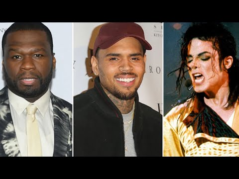 Chris Brown CHECKS 50 Cent After 50 Takes MAJOR Heat Going At MJ!