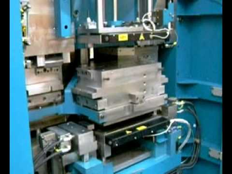 Cms Rep Compact Multisation Molding Machine Rubber