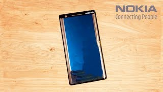 Nokia 9 to Sport BEZEL-LESS Design!
