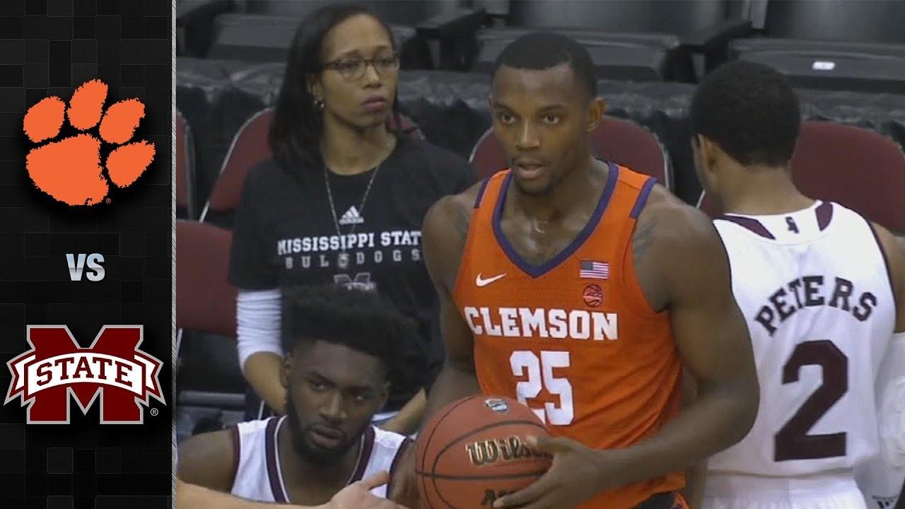clemson-vs-mississippi-state-basketball-highlights-2018-19